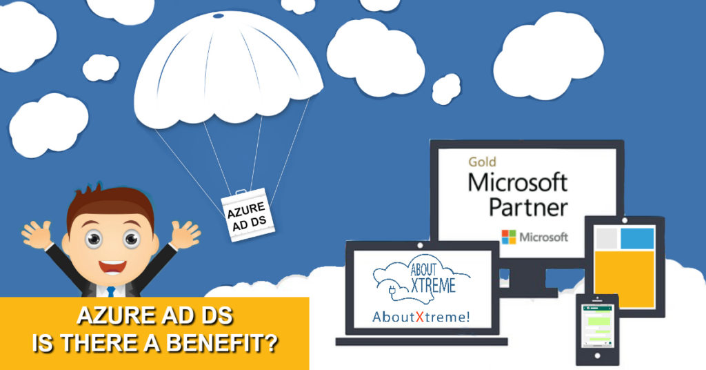 AZURE AD DS BENEFITs