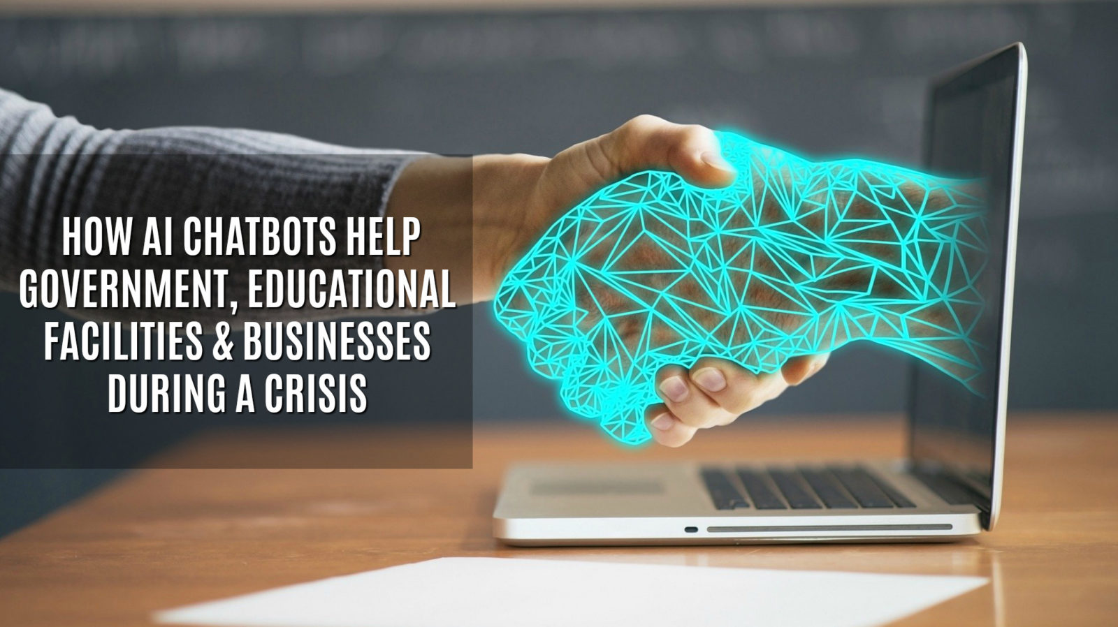ai chatbots during crisis